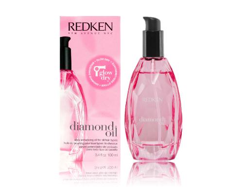 Термозащитное масло Redken Diamond Oil Glow Dry