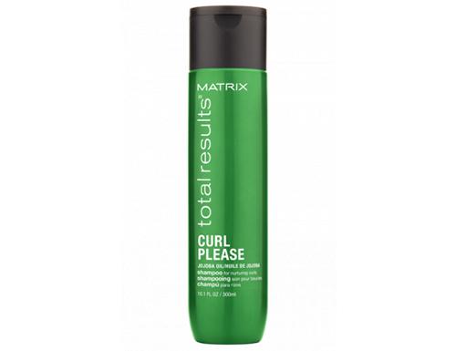 Шампунь Matrix Curl Please с маслом семян Жожоба