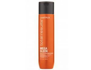 Шампунь Mega Sleek для ухода за непослушными волосами