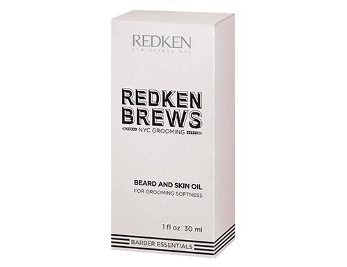 Масло для бороды и кожи Redken Brews Beard and Skin Oil