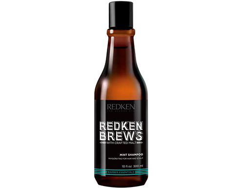 Шампунь с ментолом Redken Brews Mint