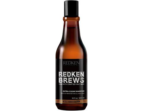 Очищающий шампунь Redken Brews Extra Clean
