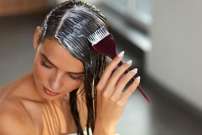 Для чего используется окрашивание волос