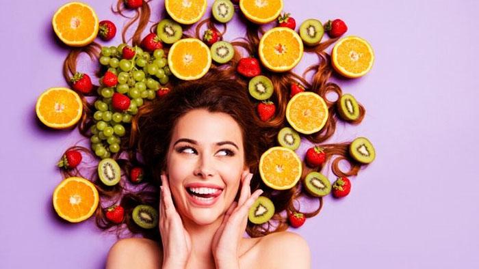Правильное питание-залог красоты и здоровья