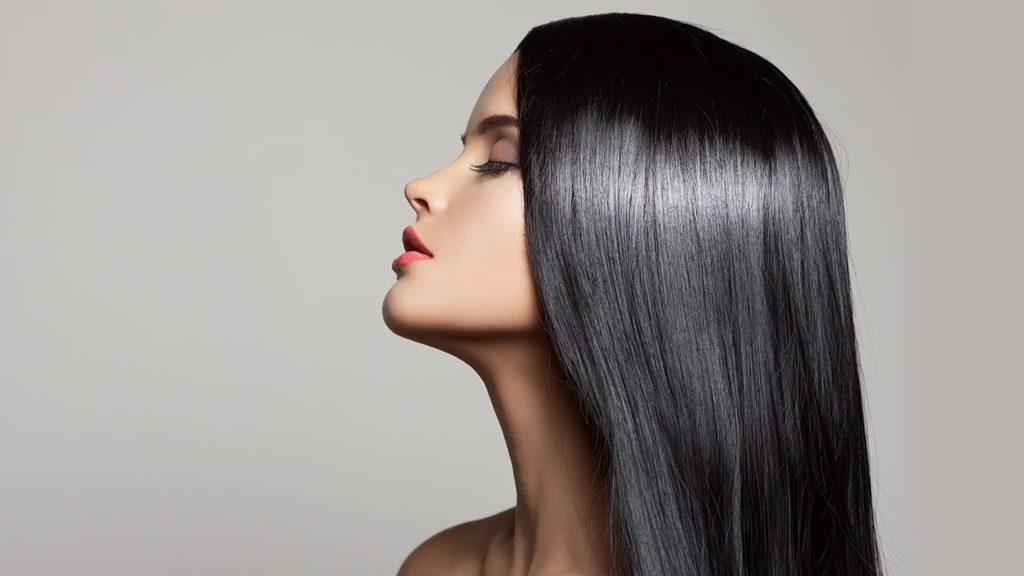 сальный блеск волос в ослепительное сияние